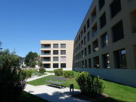 Appartement adapté de 3.5 pièces au centre ville de Delémont