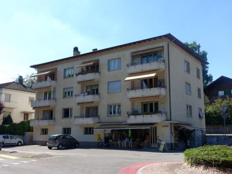Appartement 2 1/2 pièces au 2ème étage