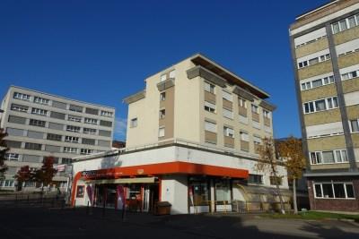 Appartement de 3 pièces en duplex au pied de la vieille-ville de Delémont