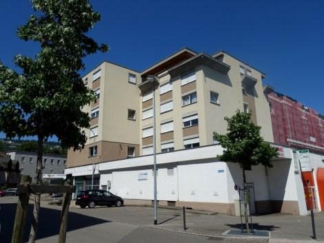 Studio au 3ème étage à Delémont