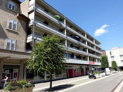 Appartement de 3 pièces au centre de Moutier