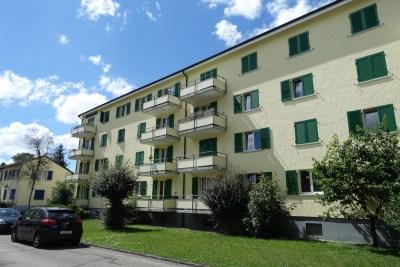 Appartement de 3 pièces au 3ème étage à Porrentruy