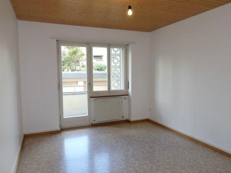 Appartement de 1.5 pièces au rez-de-chaussée