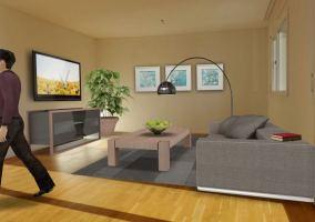 Appartement neuf de 3.5 pièces au sud de Delémont