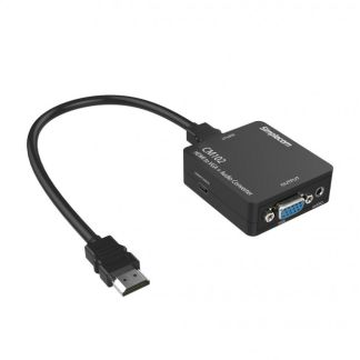 Product image for Simplecom CM102 HDMI to VGA + Audio 3.5mm Stereo Converter