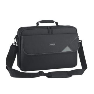 """Product image for 15.6"""" Intellect Clamshell Case - Black"""