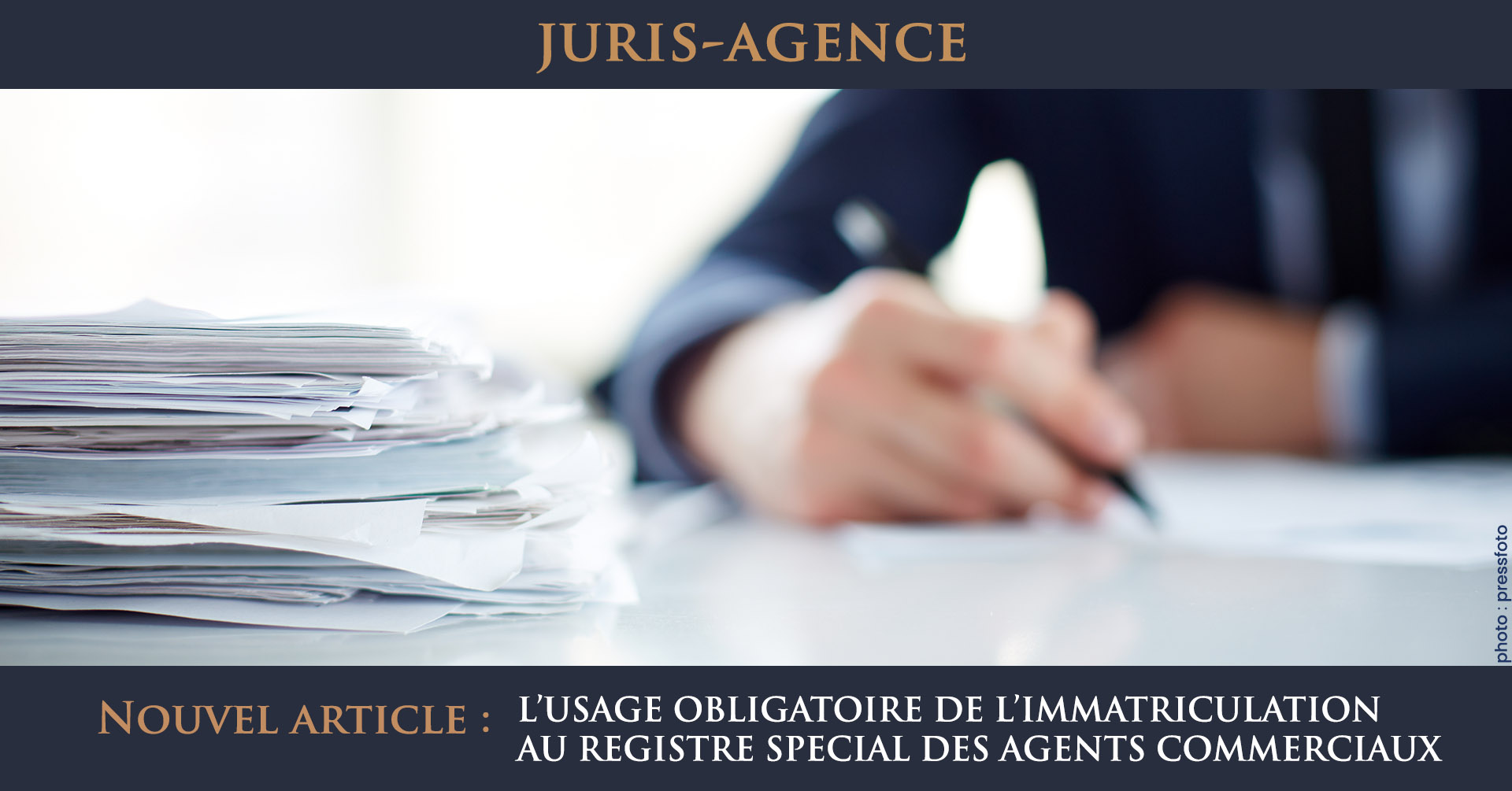 immatriculation registre agents commerciaux