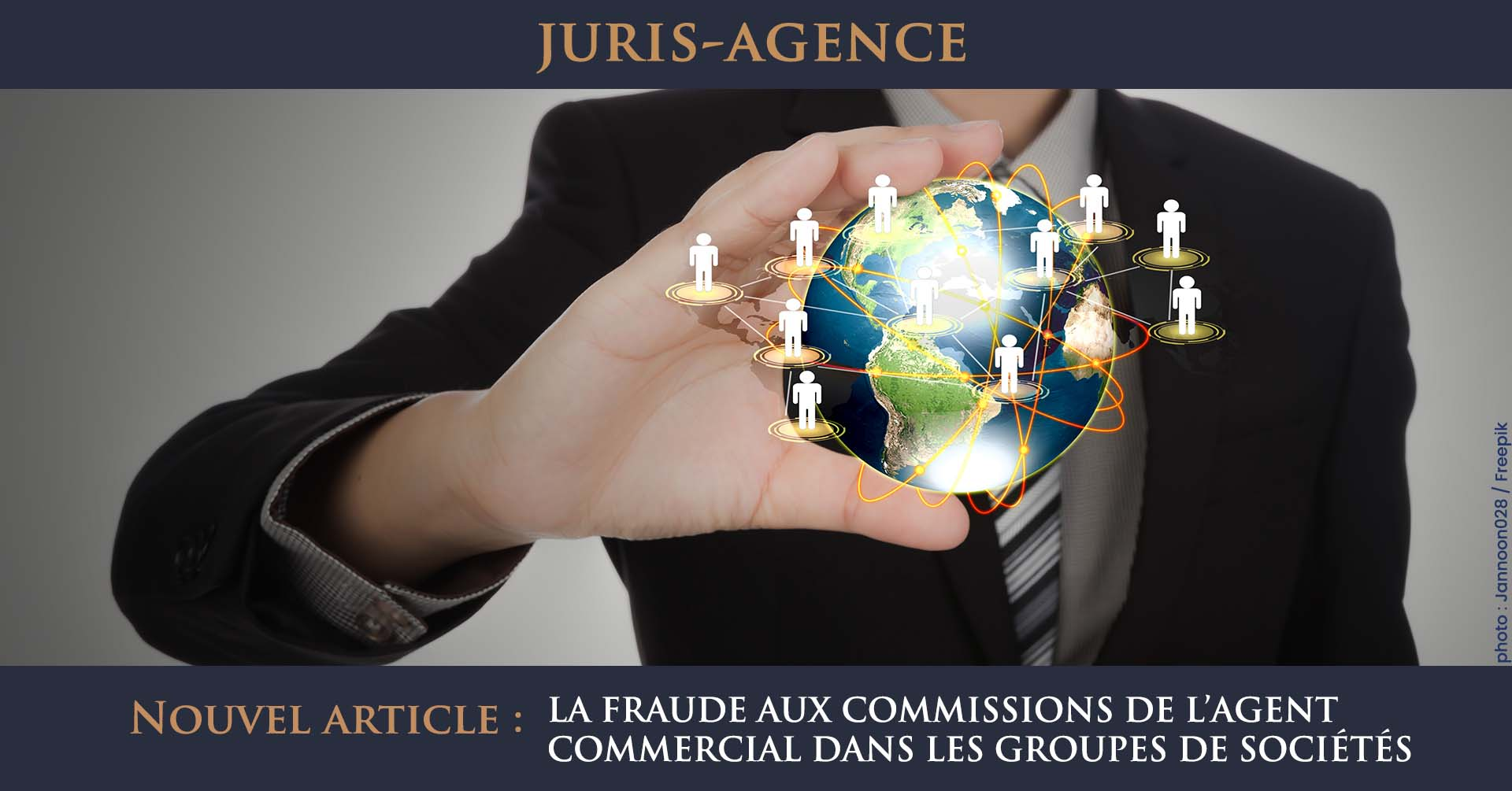 FRAUDE commissions agent commercial