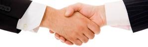 conseils juridique gratuit poignée de mains
