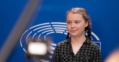 Defender of the Week #5: Greta Thunberg