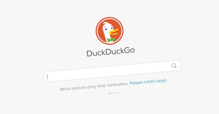 DuckDuckGo, alternatif mesin pencari Google