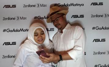 Launching ZenFone 3 Max