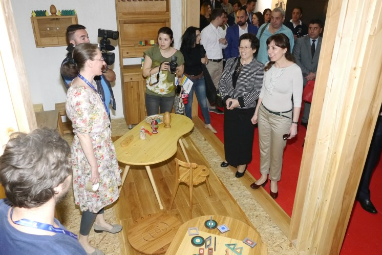 Ce inseamna mobilier si jucarii ecologice?