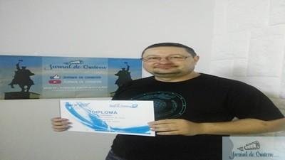 Balutoiu Calin-Ionut si-a primit Diploma de Participare ! 1