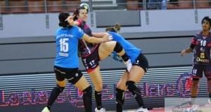 Hanbal : INFRANGERE IN PRIMUL JOC AL GRUPEI A DIN EHF CUP 13