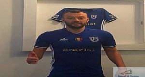 Fotbal : FC U Craiova a reusit inca un transfer! Mihai Dina este ultimul jucator transferat! 27
