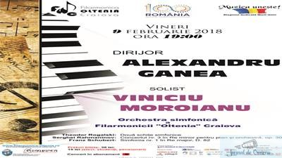 "Va place Rahmaninov? Atunci va asteapta Concertul nr. 3 la Filarmonica ""Oltenia"" Craiova 1"