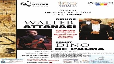 Concert de virtuozitate sub bagheta maestrului Walter Attanasi 1