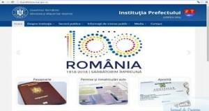 Noul site al Institutiei Prefectului - Judetul Dolj www.dj.prefectura.mai.gov.ro 8