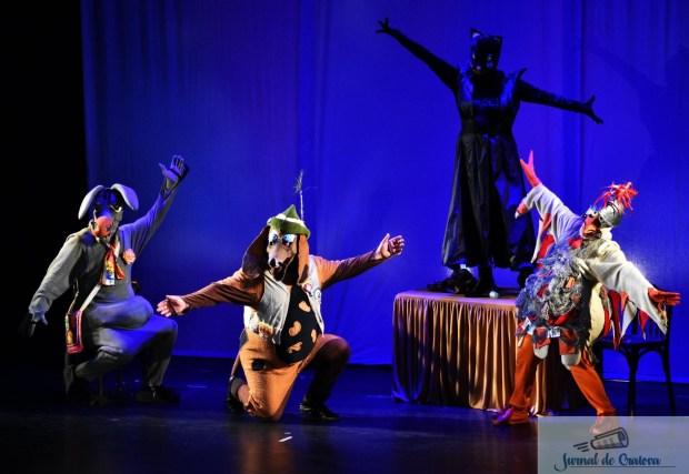 Final de saptamana la Teatrul Colibri, cu spectacolele Frumoasa din padurea adormita si Cantaretii din Bremen 4