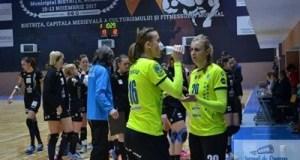 Handbal : Un egal cu C.S.M. BISTRITA inaintea meciului cu Brest Bretagne 15