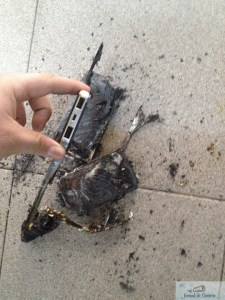 Pericol de explozie la bateriile externe Myria!! 1