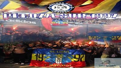 Fotbal : Inca un pic si Peluza Sud `97 se intoarce acasa ! 1