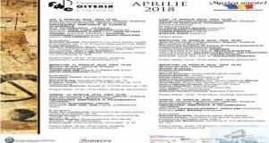 Program luna aprilie Filarmonica Oltenia Craiova 10
