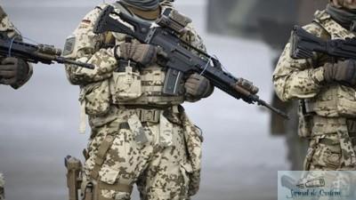 Sase MILITARI AMERICANI s-au batut cu politistii si paznicii unui local din Craiova: S-au imbatat si au refuzat sa plateasca 1