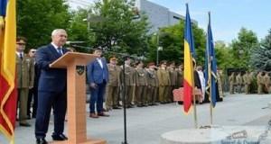 """Presedintele Consiliului Judetean Dolj, Ion Prioteasa, a participat astazi la deschiderea oficiala a celei de-a VI-a editii a Zilelor """"Mihai Viteazul"""" 15"""