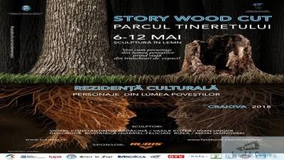 "A inceput ""Story Wood Cut"" in Parcul Tineretului"