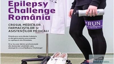 Cel mai mare cros pentru Epilepsie ia startul in Romania