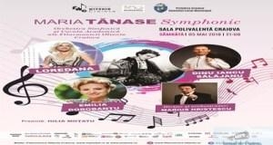 Maria Tanase Symphonic , Sala Polivalenta Craiova, 5 mai 2018, ora 21:00 14