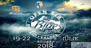 Open Air Blues Festival Brezoi - Valcea 2018 14
