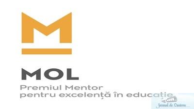 MOL Romania premiaza anual zece profesori si antrenori pentru excelenta in educatie ! Dan Podeanu este unul din castigatori ! 1