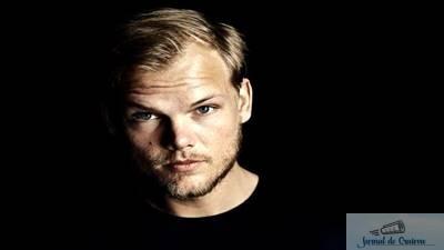 DJ Avicii a fost inmormantat vineri in Stockholm 1