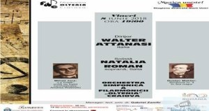 Mahler si regasirea copilariei,  cu maestrul Walter Attanasi la pupitrul dirijoral 5