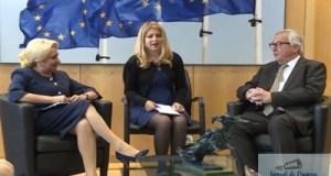 Dupa 9 ani de stat la Bruxelles, Dancila are nevoie de translator la discutiile cu liderii europeni 10