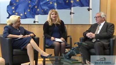 Dupa 9 ani de stat la Bruxelles, Dancila are nevoie de translator la discutiile cu liderii europeni 1