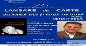 Lansare de carte - Ultimele zile si viata de dupa - Mihai Firica 10