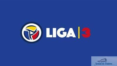 Fotbal : Rezultate , clasament si programul Ligii a III-a Seria 3 1