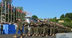 Un nou contingent militar polonez, dislocat in cadrul Brigazii Multinationale Sud-Est 3