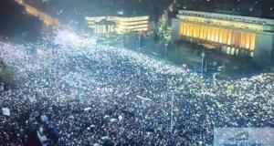 S-a dat alerta in Piata Victoriei! Un nou protest #rezist in fata Guvernului 6