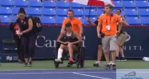 Tenis : Mihaela Buzarnescu a abandonat la Rogers Cup dupa o accidentare terifianta 9
