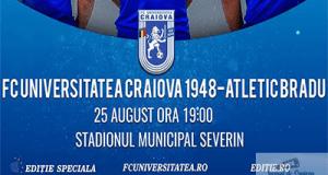 Fotbal : Drumul spre Liga 2 incepe maine pentru FC U Craiova ! 9