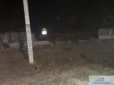 Accident cu victime azi noapte in Sadova 2