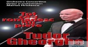 Tudor Gheorghe, din nou pe scena Teatrului National din Craiova 4
