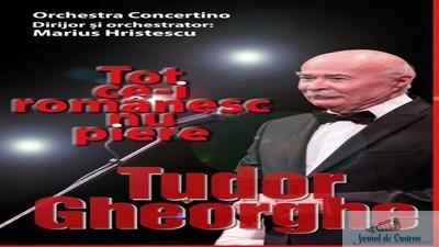 Tudor Gheorghe, din nou pe scena Teatrului National din Craiova 1