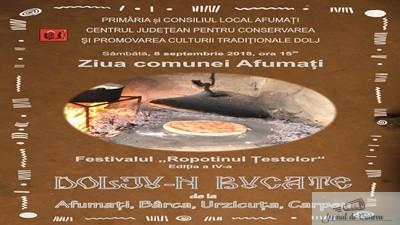 Dolju-n bucate face popas la Afumati in Dolj, de Ziua comunei 1
