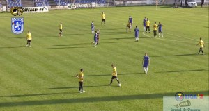 Fotbal : Claudiu Balan inscrie 3 goluri in partida de la Brasov ! SR Brasov - FC U Craiova 1 - 3 3